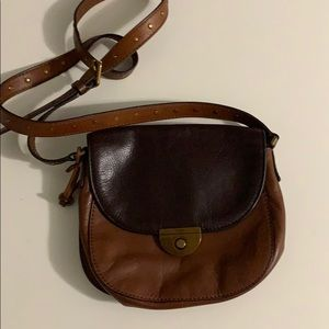 FOSSIL Crossbody Leather
